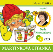Martínkova čítanka - audiokniha na CD