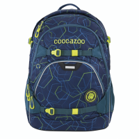 Školní batoh coocazoo ScaleRale, Laserbea Blue, certifikát AGR