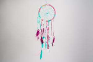 Pikle - Lapač snů (růžová + mint)