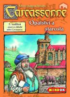 Carcassonne - rozšíření 5 - Opatství a starosta