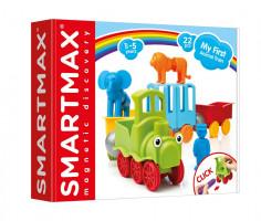 Smartmax - Můj první vláček se zvířátky - 22 ks