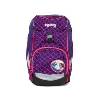 Školní batoh Ergobag prime - Fluo růžový 2020