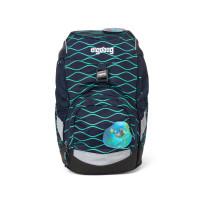 Školní batoh Ergobag prime - Waves 2020