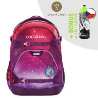 Školní batoh coocazoo ScaleRale, OceanEmotion Galaxy Pink + lahev za 1 Kč