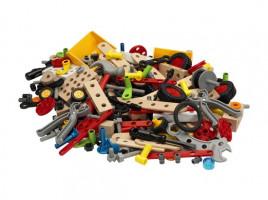 Brio - Builder - stavební kreativní set 270 ks