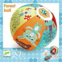 Nafukovací míč - Les - 23 cm