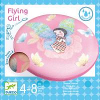 Frisbee - létající talíř - Malá víla