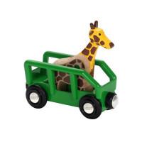Brio - Žirafa ve vagónu
