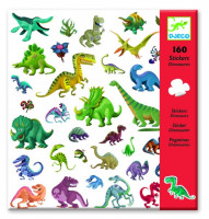 Samolepky Dinosauři