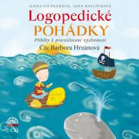 Logopedické pohádky - příběhy k procvičování výslovnosti - audiokniha na CD