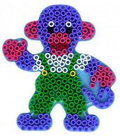 Hama Maxi podložka průhledná - opice