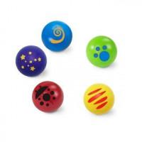 Ozdobné kuličky pro kuličkové dráhy