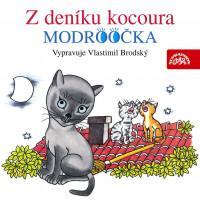 Z deníku kocoura Modroočka - audiokniha na CD