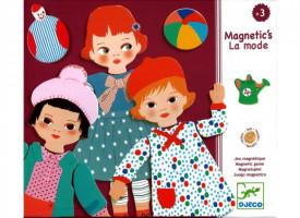 Magnetky - Malé parádnice