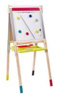 Výškově nastavitelná kreslící tabule