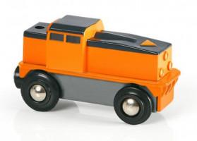 Brio - Elektrická nákladní lokomotiva