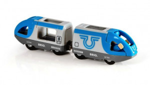 Brio - Elektrická vlaková souprava