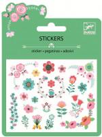 Mini samolepky - malé květiny