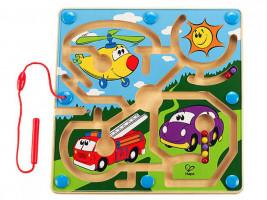 Kuličkový labyrint - dopravní prostředky