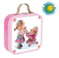 Sada puzzle - Lily si hraje s panenkami