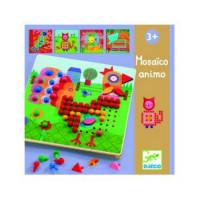 Výtvarný set Mozaiková zvířátka