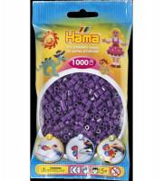 Hama Midi - korálky fialové 1000 ks