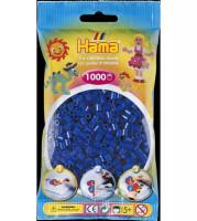 Hama Midi - korálky modré 1000 ks