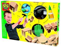 Výroba dřevěných hraček