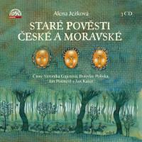 Staré pověsti české a moravské - Audio na CD