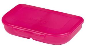 Svačinový růžový box - Herlitz