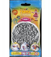 Hama Midi - korálky šedé 1000 ks