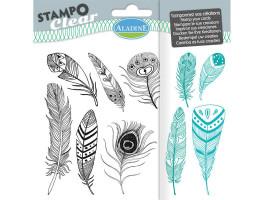 Stampo Clear, Peříčka