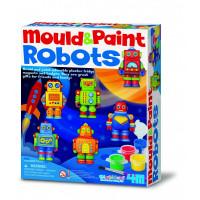 Sádrové odlitky - Roboti