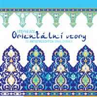 Orientální vzory – 70 antistresových omalovánek