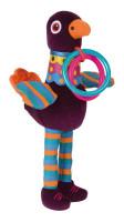 Multifunkční hračka - páv