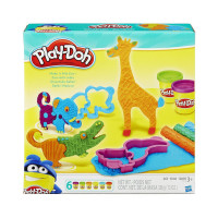 Play Doh Mix Zoo