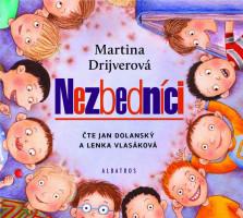Nezbedníci - audiokniha na CD