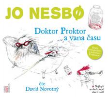 Doktor Proktor a vana času - audiokniha na CD