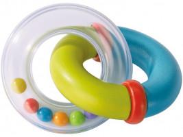 Chrastítko -  Propletené kroužky