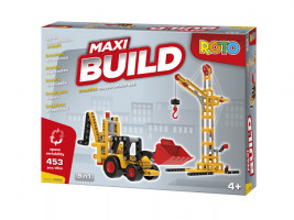 Roto stavebnice Maxi Build, 453 dílků