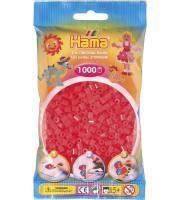 Hama Midi - korálky neonové červené 1000 Ks