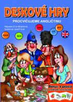 Deskové hry - Procvičujeme angličtinu