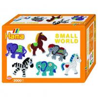 Hama Midi -  malý svět - safari - 2000 ks
