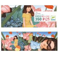 Puzzle - Snění v trávě - 350 dílků