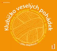 Klubíčko veselých pohádek - audiokniha na CD