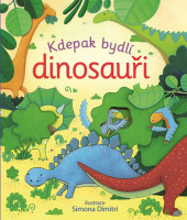 Kdepak bydlí dinosauři