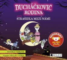 Ducháčkovic rodina - audiokniha na CD