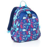 Dětský batoh Topgal - CHI 839 D Blue