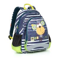 Dětský batoh Topgal  - CHI 835 Q Navy