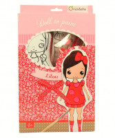 Panenka k vymalování - Lilou